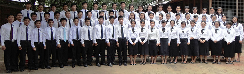 The Lord's Move to Asia (July 2013)