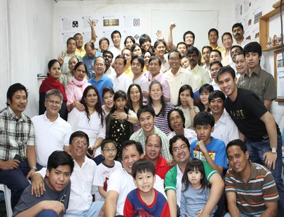 The Lord's Move to Asia (May 2013)
